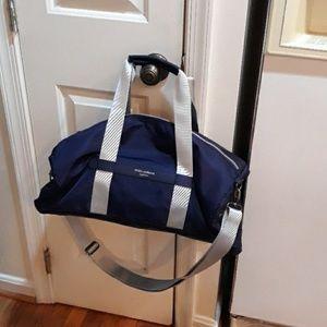 Dolce&Gabbana Light Blue Nylon Bag